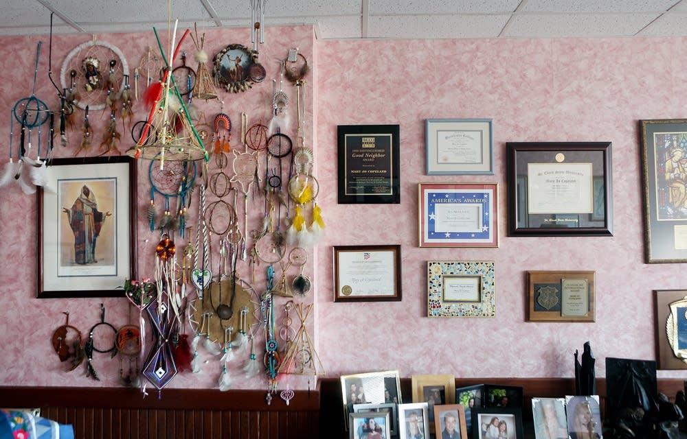 Mary Jo Copeland's office