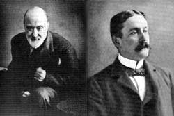 Charles Ives and Horatio Parker