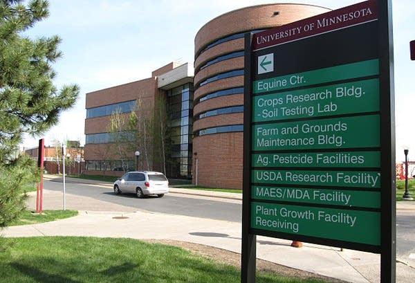 The U of M's ag school