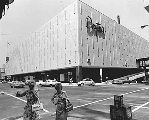 Dayton's in 1975