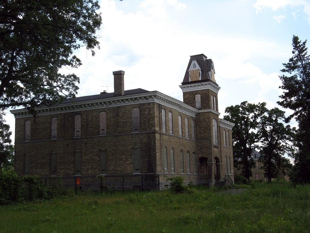 Fort Snelling's Upper Post buildings