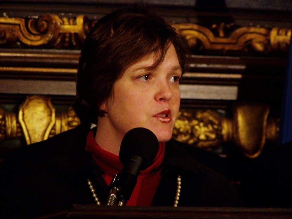 Speaker Margaret Anderson Kelliher