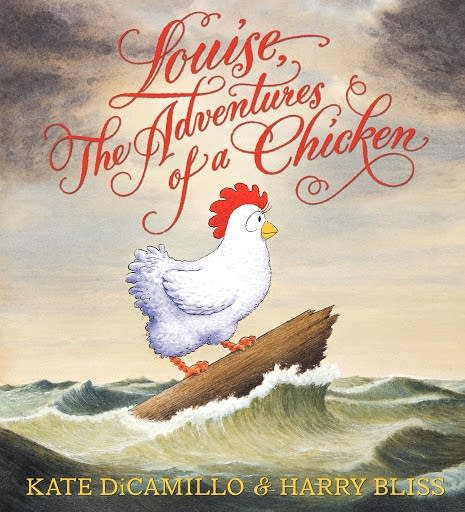 Julie's Library: Louise: The Adventures of a Chicken