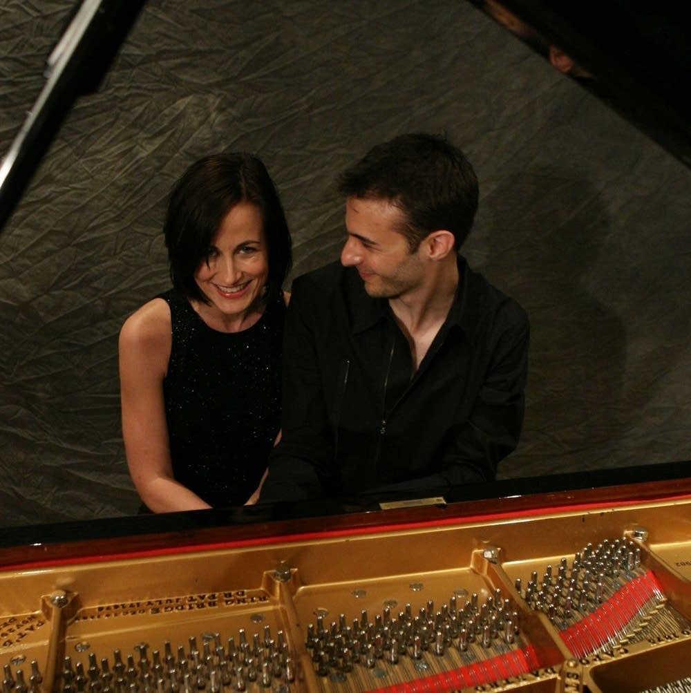 Adriana Zabala and Gregg Kallor