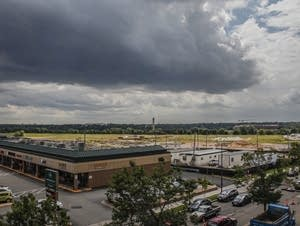Former Ford plant site is undergoing development.