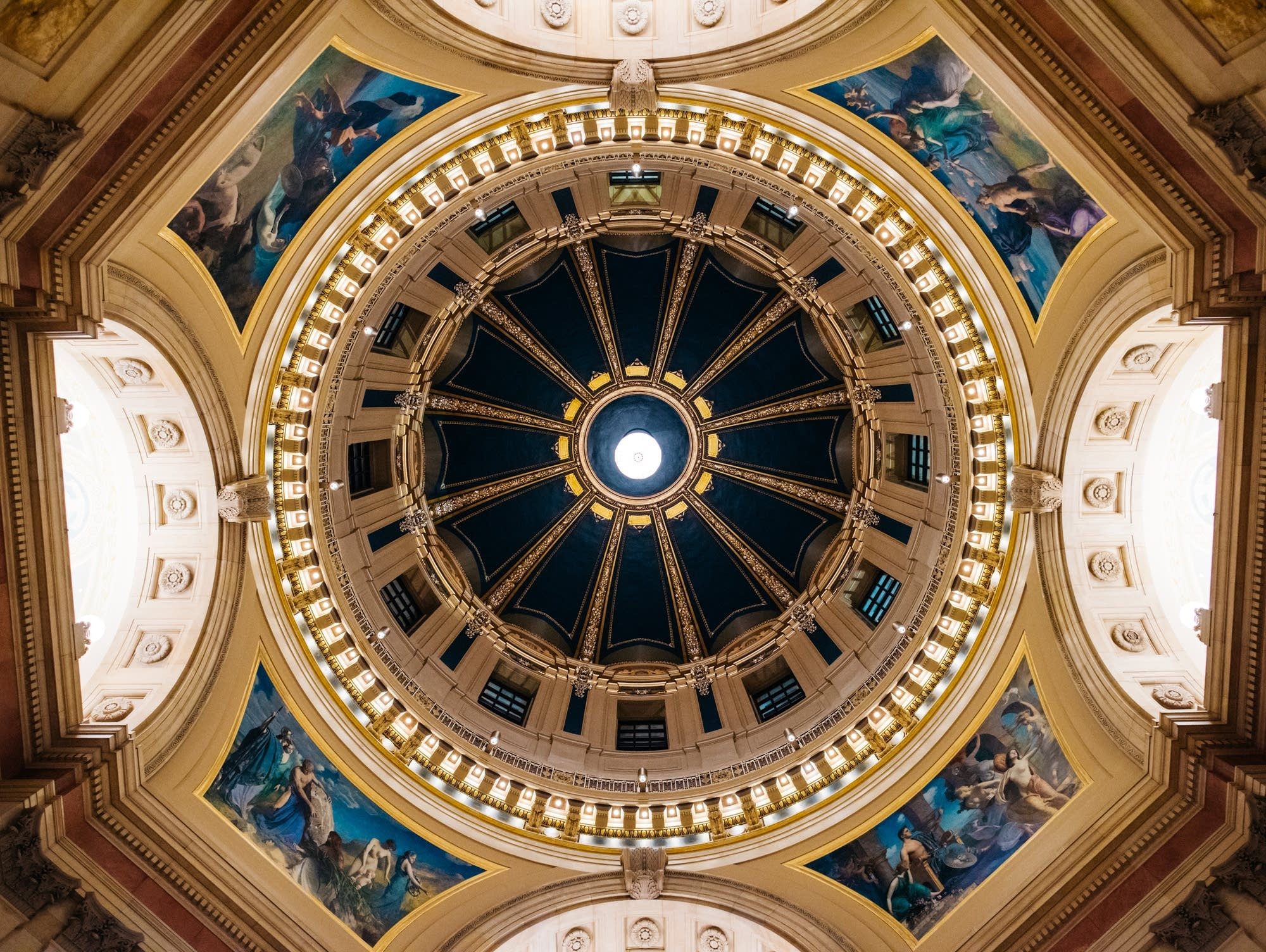 Mn State Capitol Building Tours