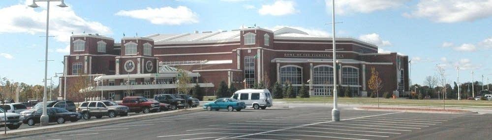 UND's Ralph Englestad Arena