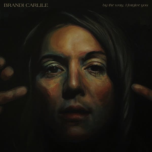 Brandi Carlile's 'By The Way, I Forgive You' album cover
