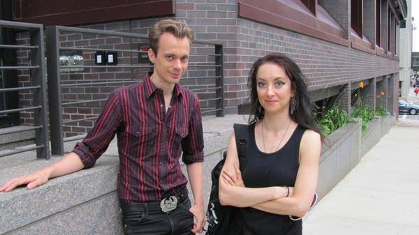 Cody and Natasha