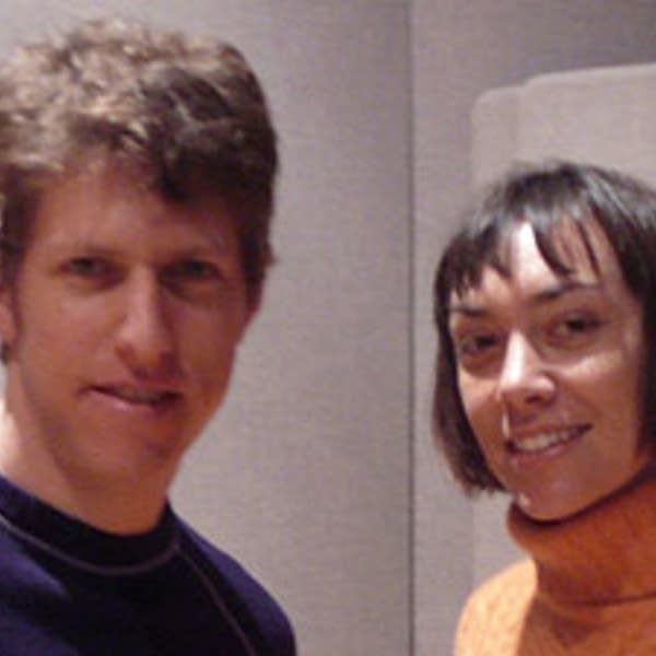 Greg Kurstin and Inara George