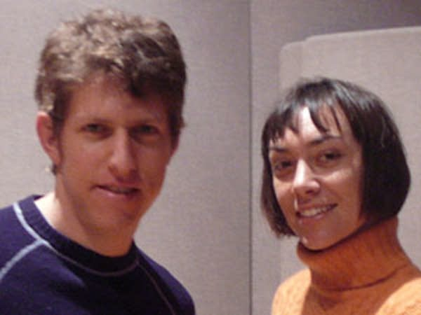 Greg Kurstin and Inara George