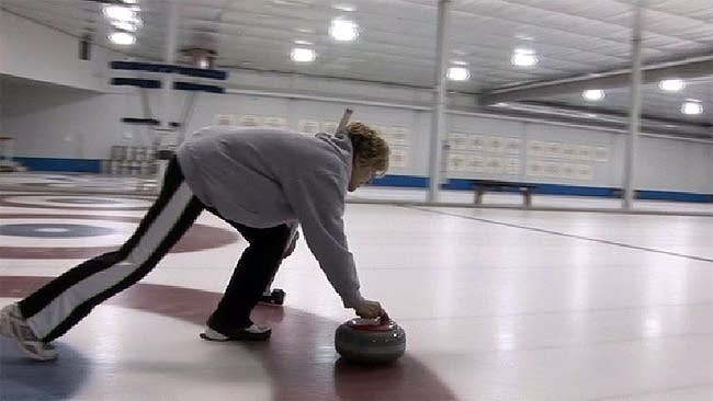 Curling Cathy
