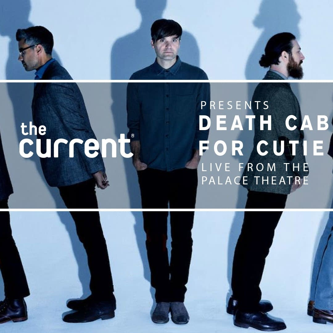 Live from the Palace Theatre Death Cab for Cutie