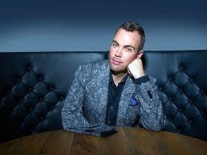 Pianist Nicholas McCarthy