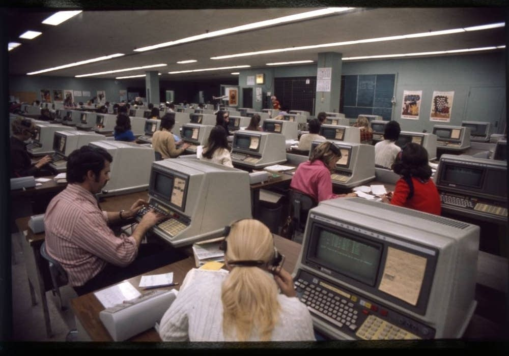 Northwest Reservations Center, 1974