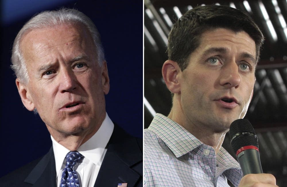Joe Biden, Paul Ryan
