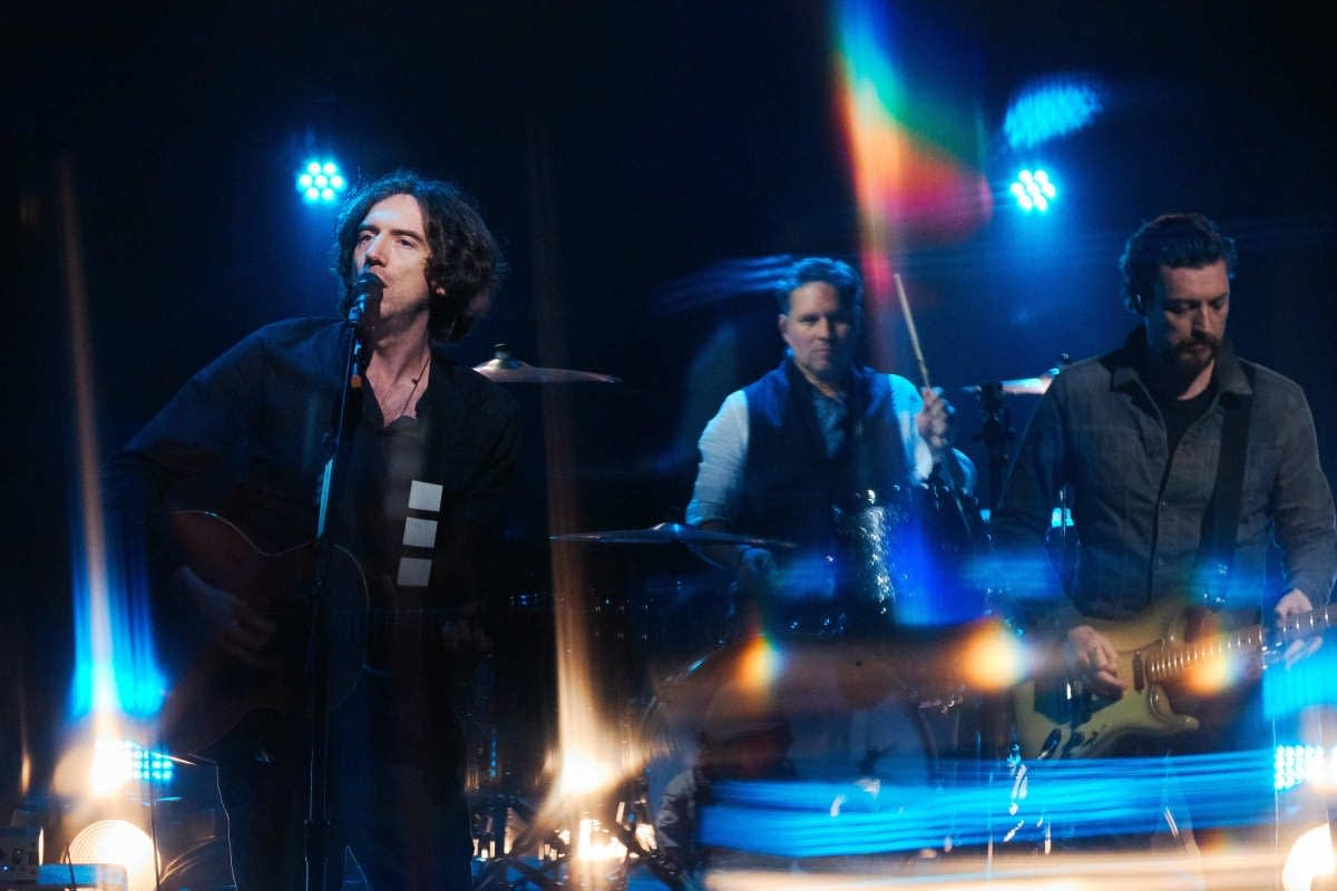 Snow Patrol on 'The Late Late Show with James Corden'