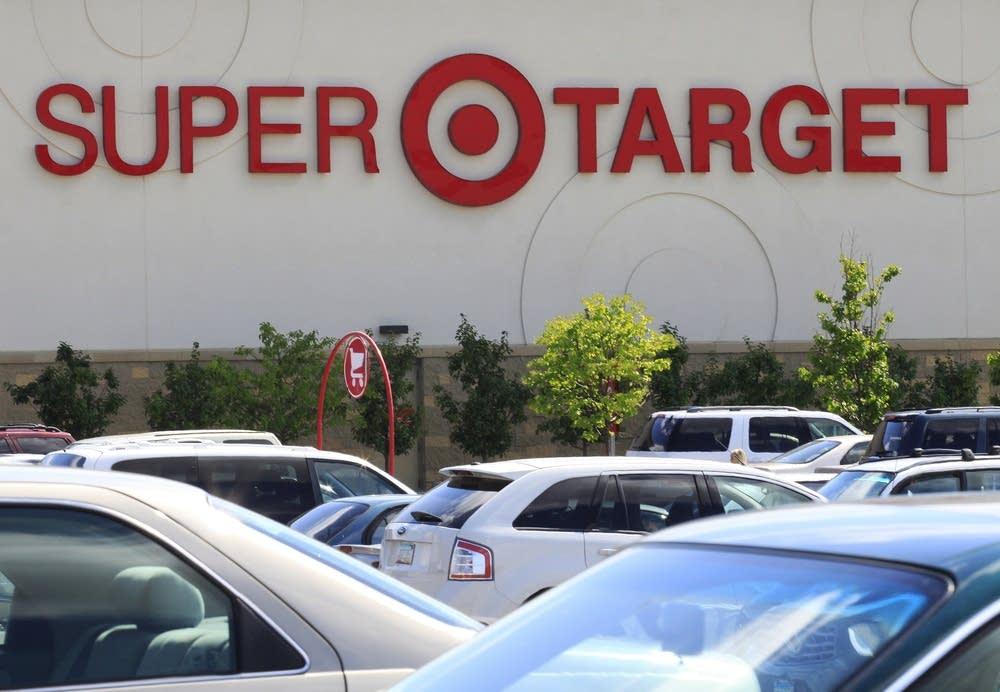 Target store on University Avenue in St. Paul.