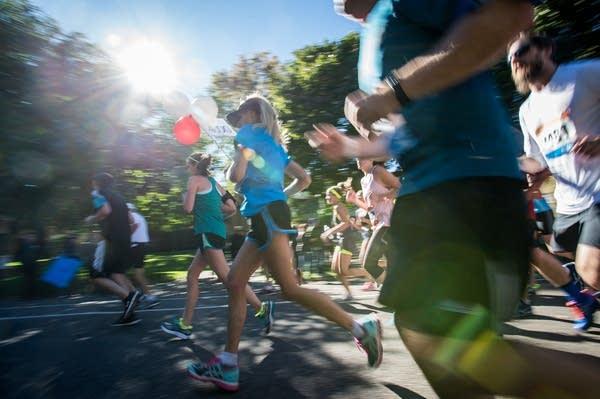 2016 Twin Cities Marathon