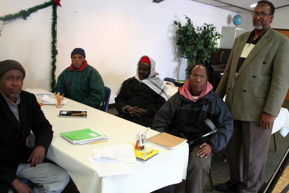 Somali elders