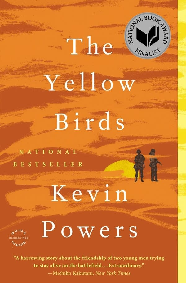 'The Yellow Birds' by Kevin Powers