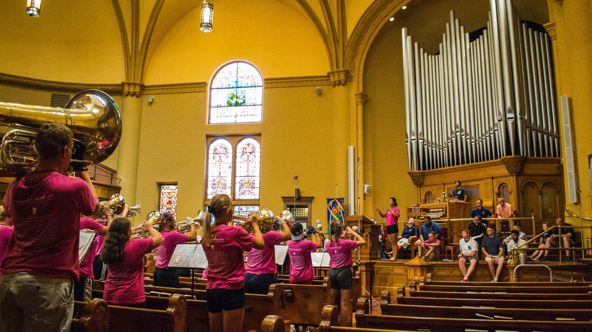River City Rhythm Drum and Bugle Corp - Regional Spotlight