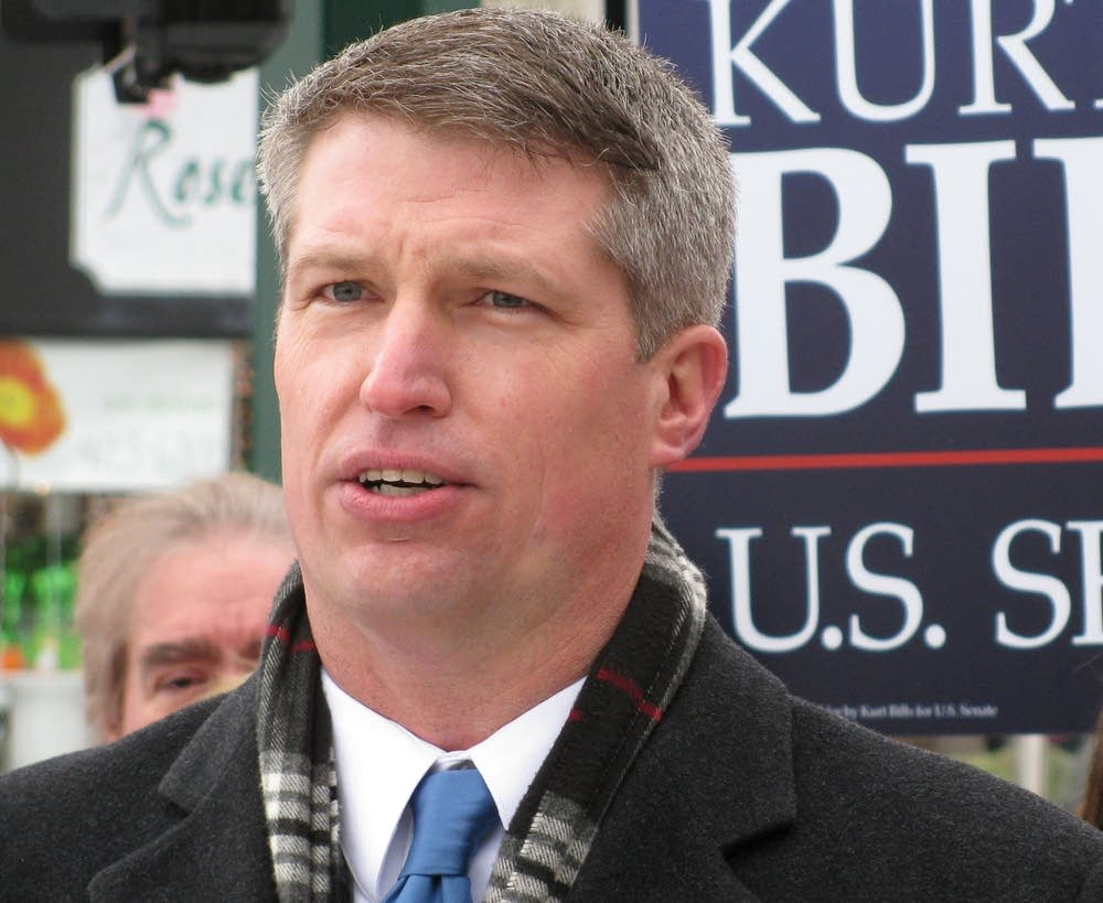 GOP Senate candidate Kurt Bills