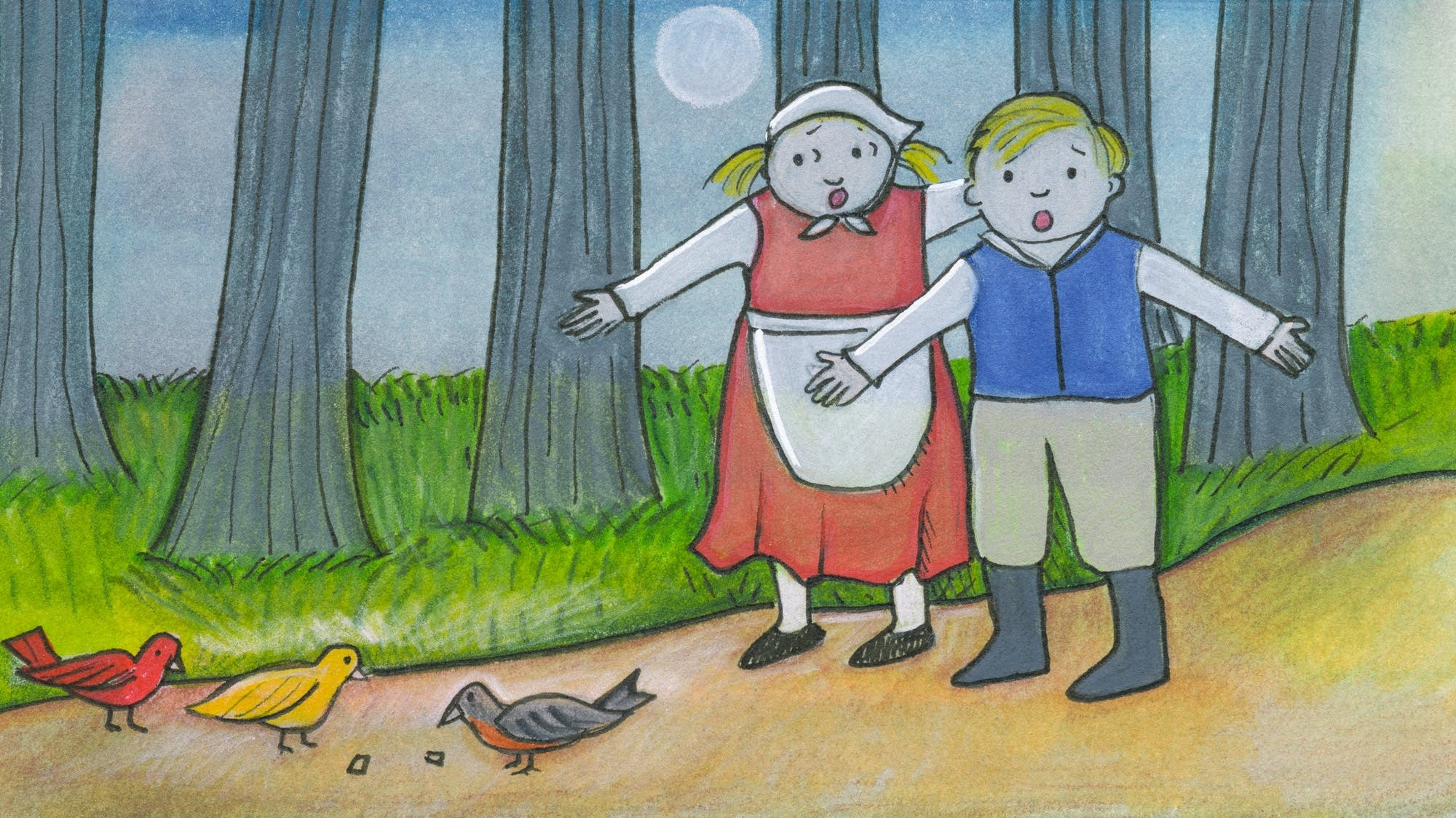 Classical Kids Storytime: Hansel and Gretel-08