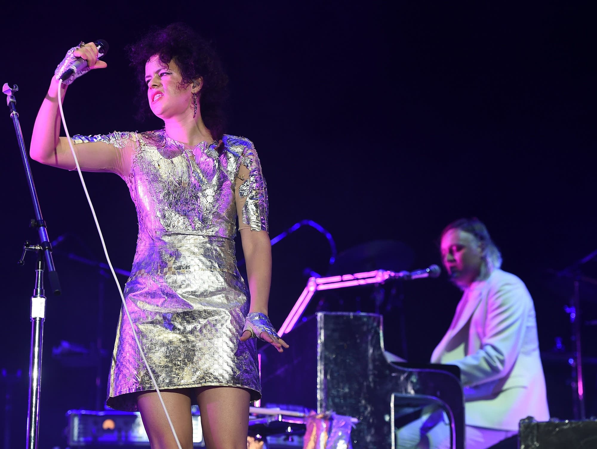Regine Chassagne of Arcade Fire