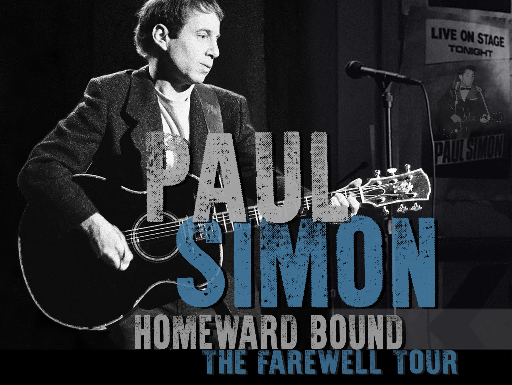 Paul Simon Farewell Tour