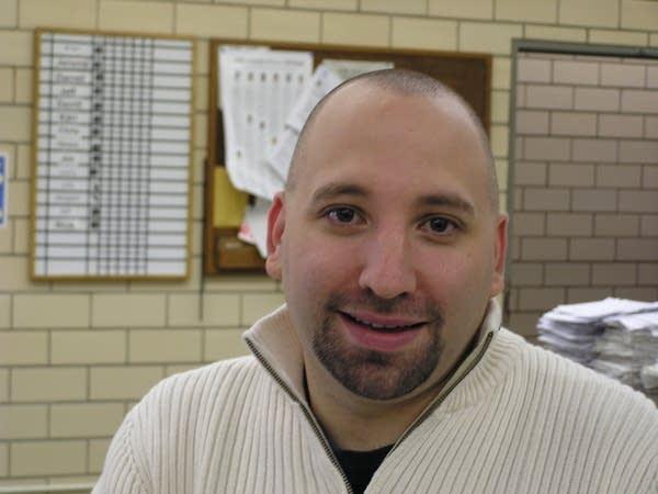 Darrell Erlich, editor of the Winona Daily News.