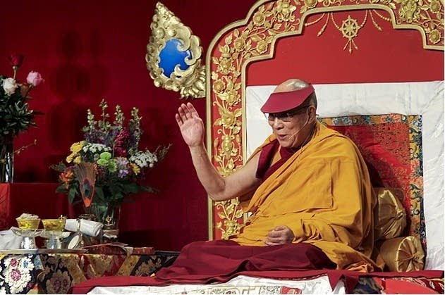 9:30 Coffee Break: Peaceful Songs for the Dalai Lama | The