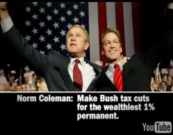 Ties Coleman to Bush