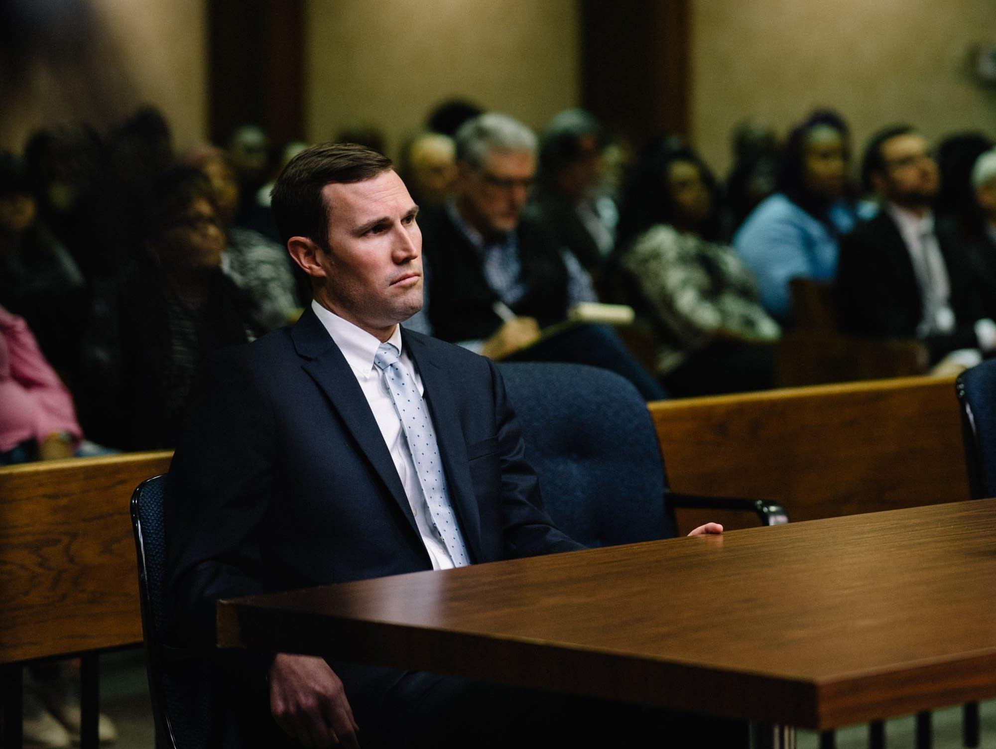Assistant District Attorney Adam Hopper