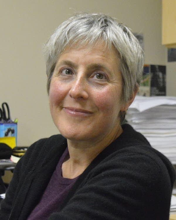 Jody Lewen, head of the Prison University Project