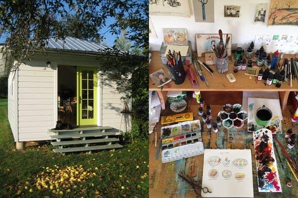 Giselle Potter studio
