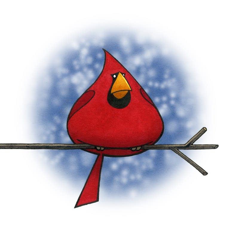 Drop of Cardinal