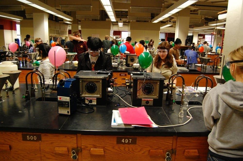 U of M lab