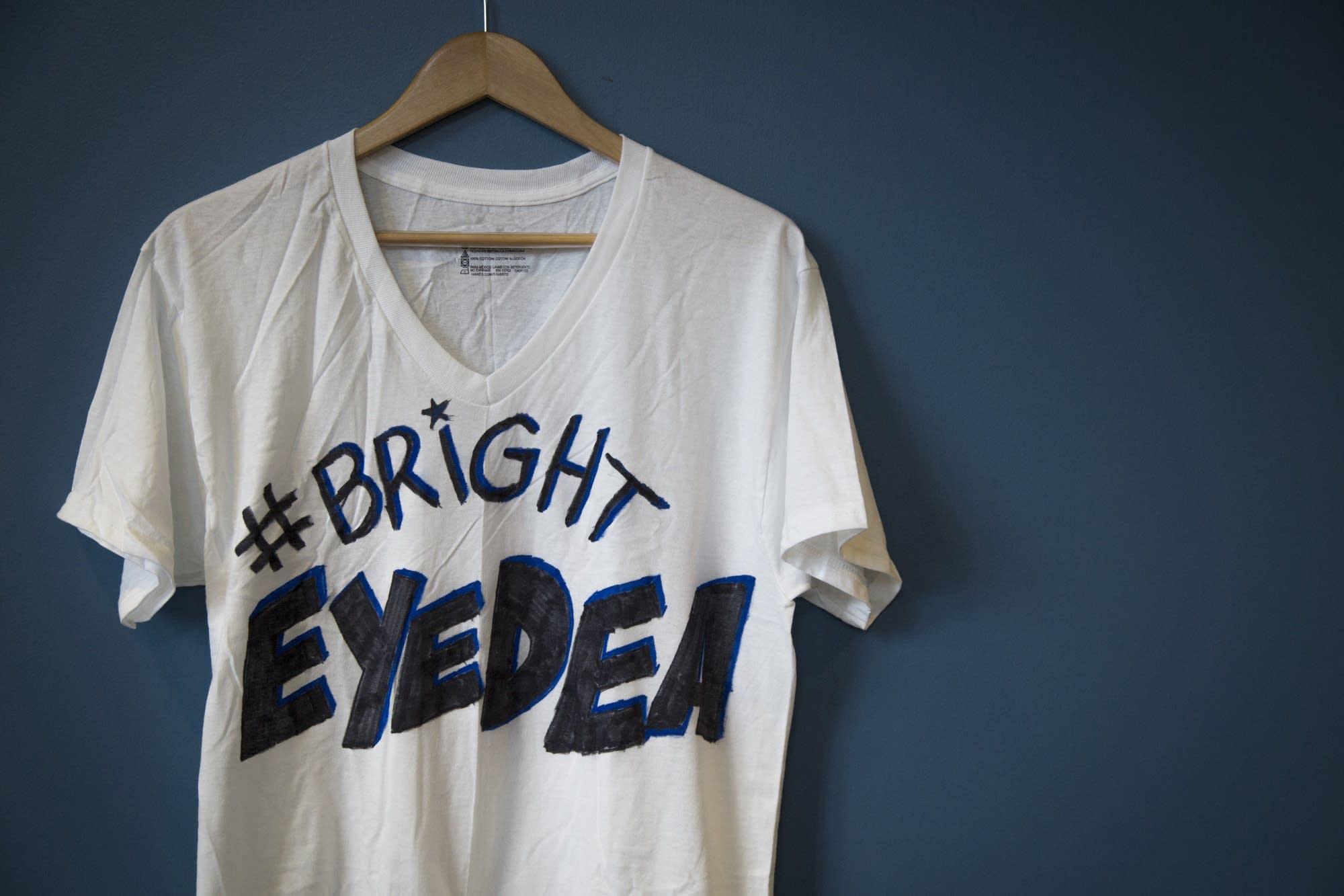 #BrightEyedea