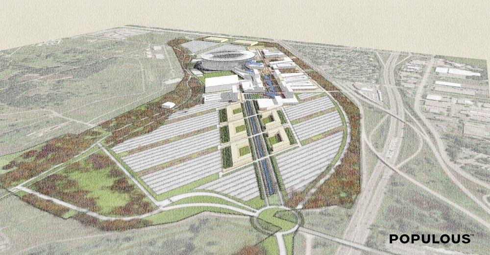 Arden Hills rendering