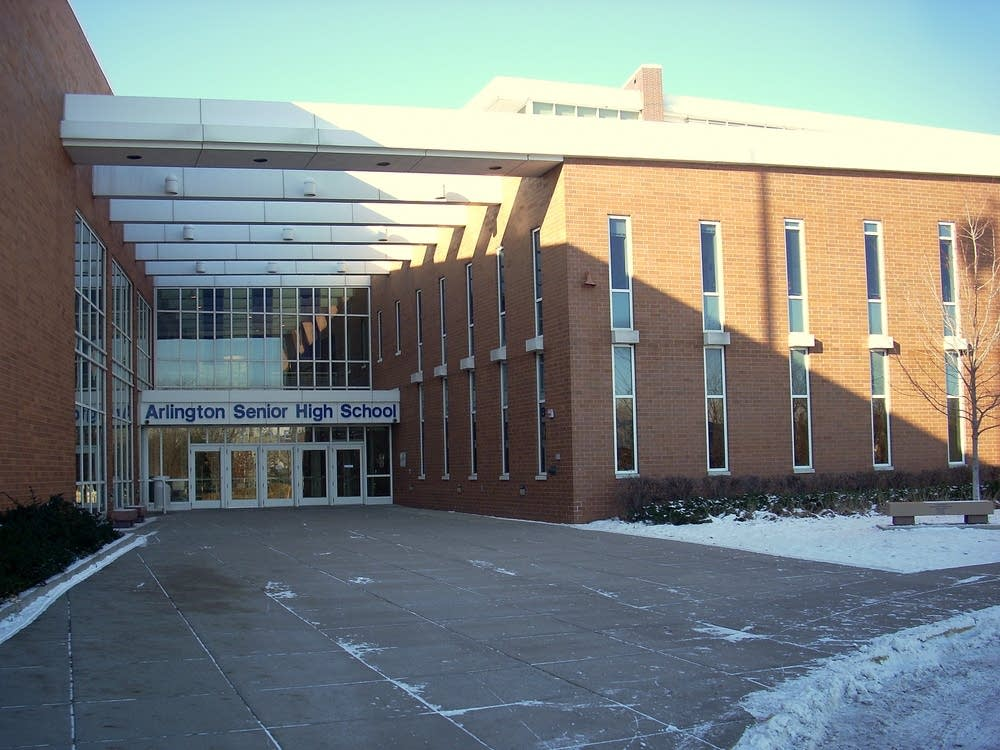 Arlington High School in St. Paul
