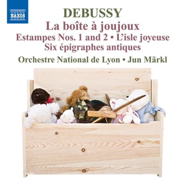 Claude Debussy - Estampes: Pagodes