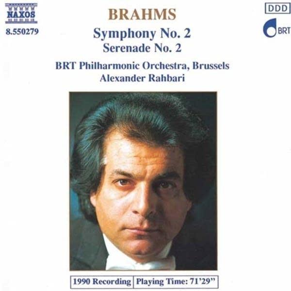 Johannes Brahms - Serenade No. 2: Scherzo