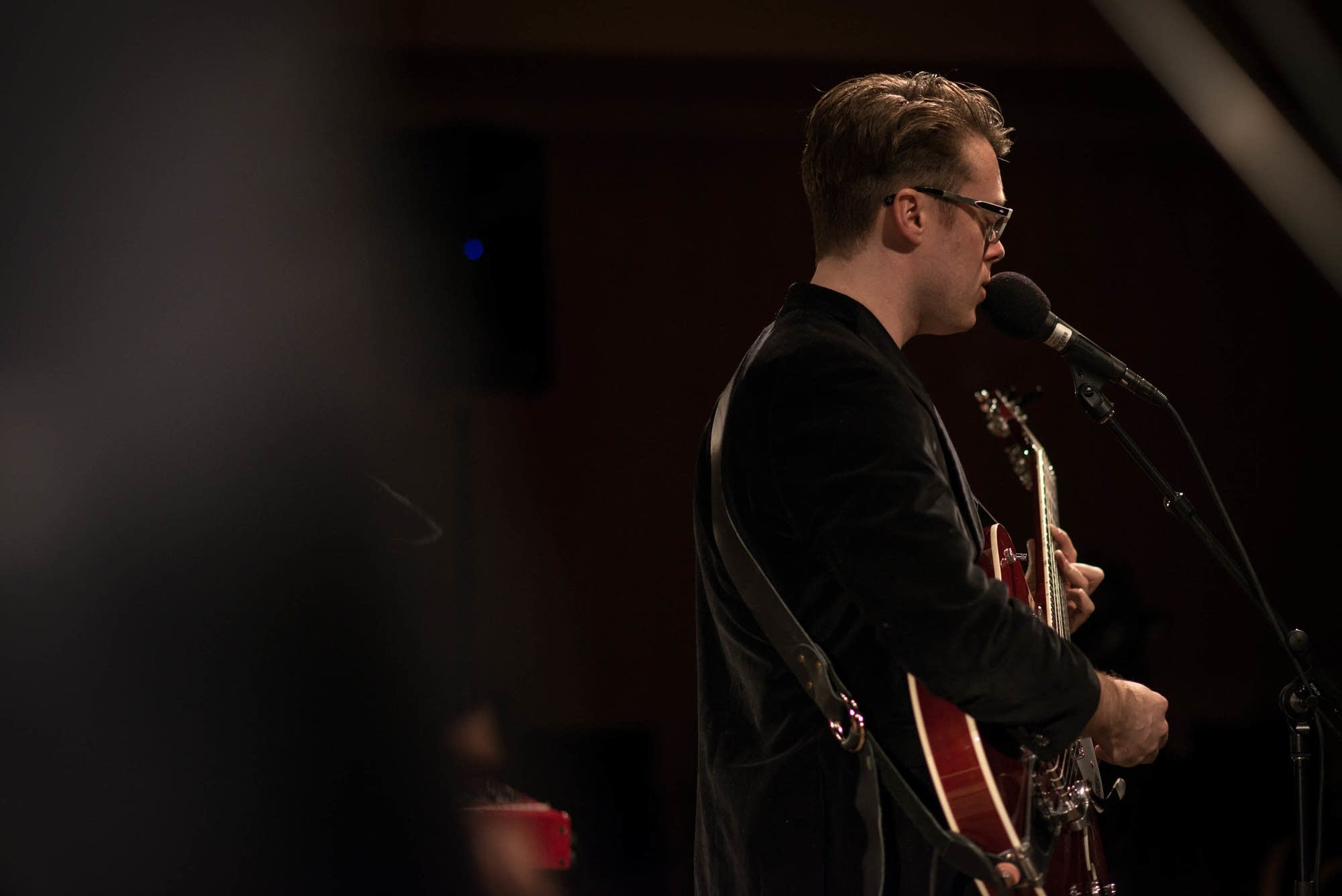 jeremy messersmith forum upstage