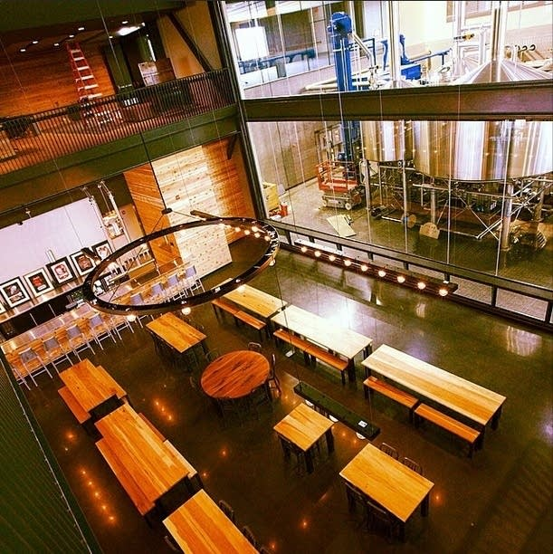 Eating and Drinking with Dara Moskowitz-Grumdahl: Surly Taproom ...