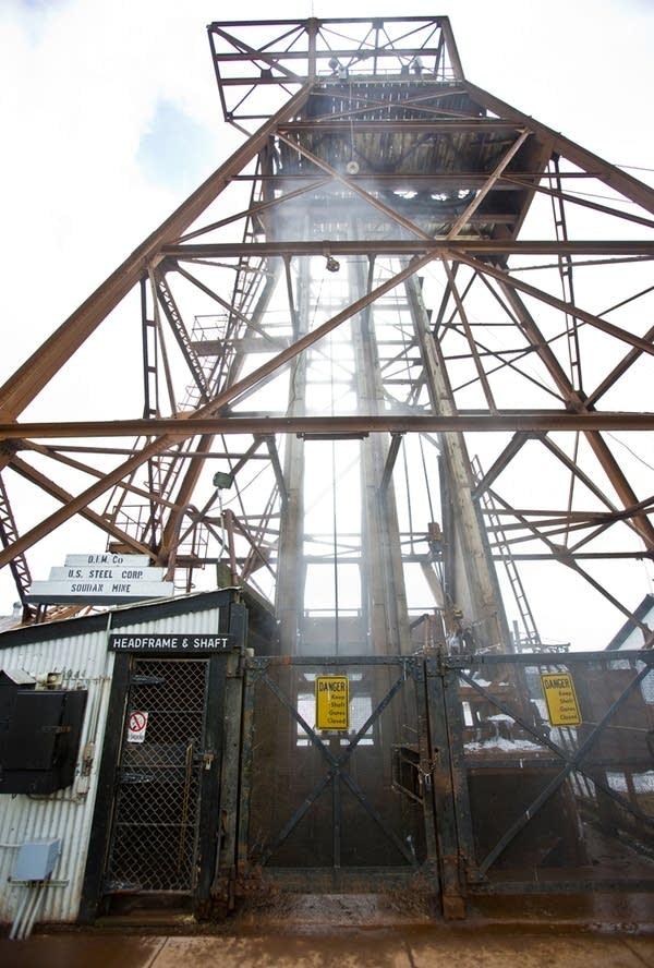 Mine shaft