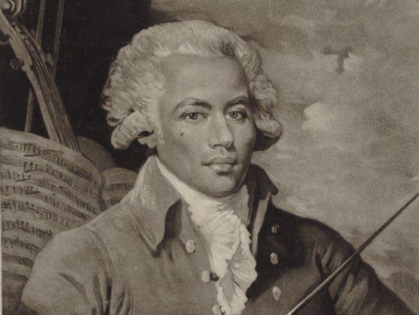 Joseph Bologne, Chevalier de Saint-Georges