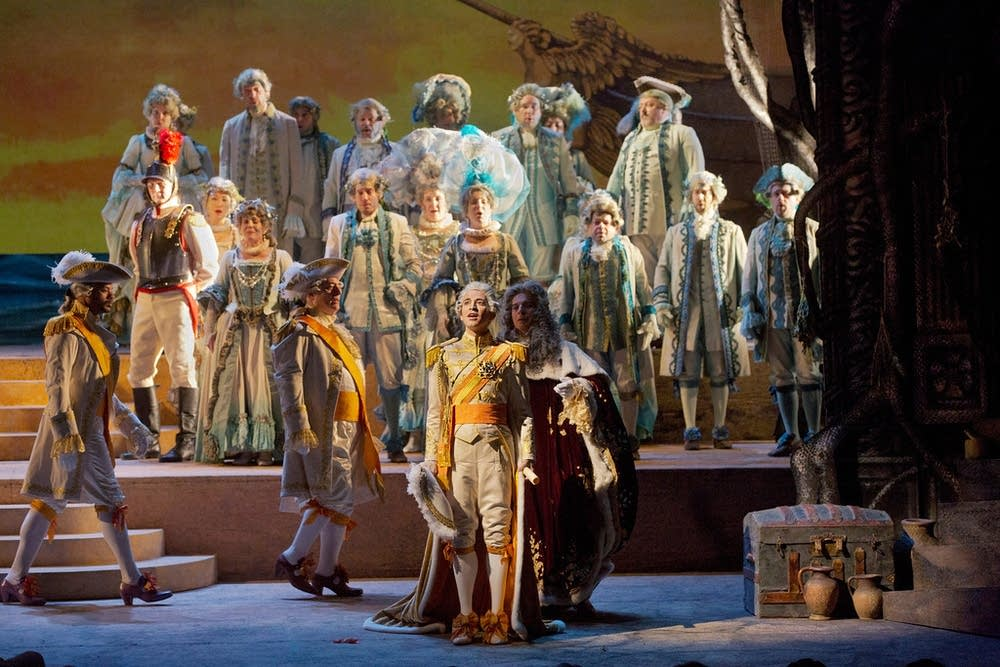 ferdinand enchanted island met opera