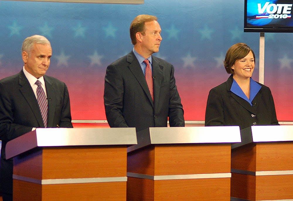 DFL gubernatorial debate