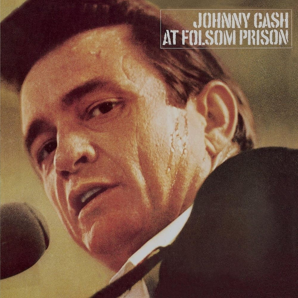 At Folsom Prison album cover